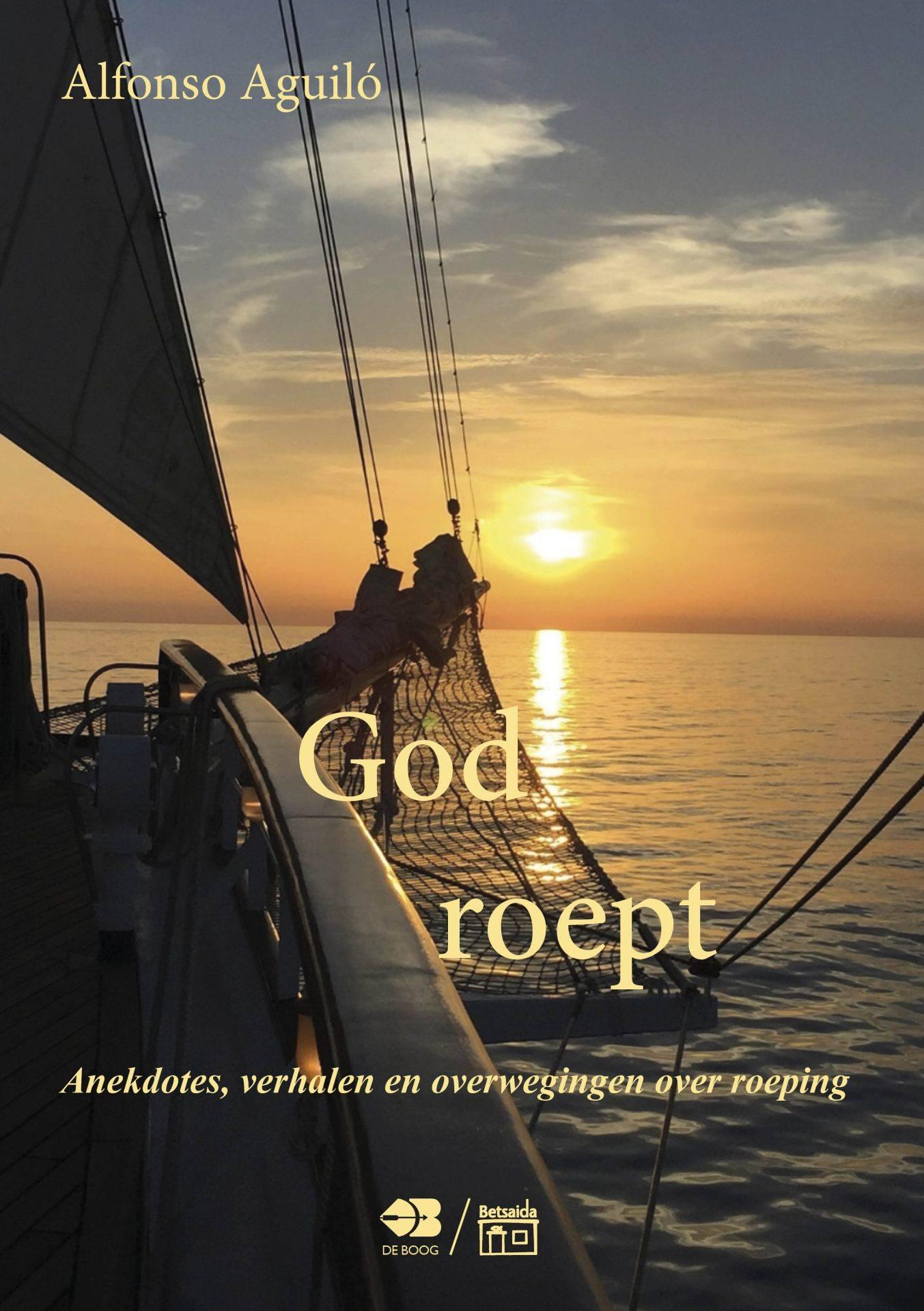 kaft God roept 26-8-2020
